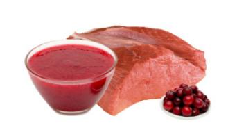 Брусничные соусы к мясу 1-я часть